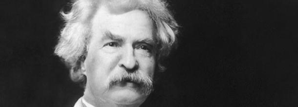 Ten quotes by Mark Twain!