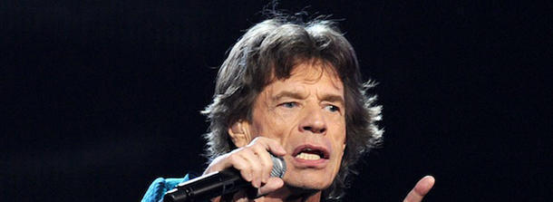Mick Jagger is not only a grandfather but also father of a 15 year old son
