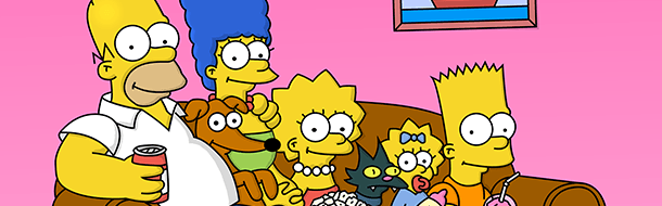 How many writers of the Simpsons went to Harvard?