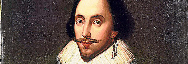 How many words did Shakespeare add to the English language?