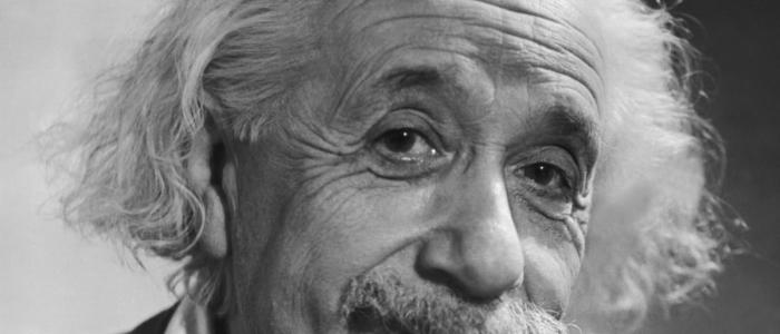 After the theory of relativity which was Einstein's second greatest idea according to him?