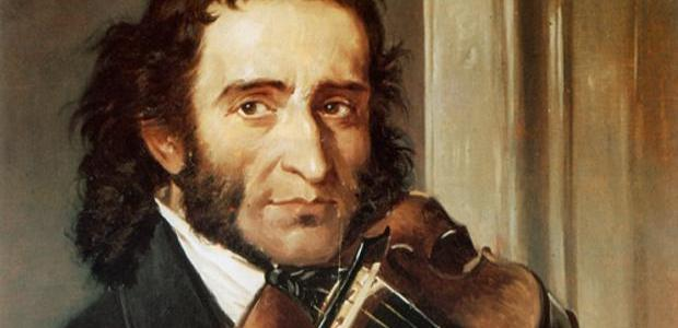 Why Niccolo Paganini was forced to publish his mother's letters to him?