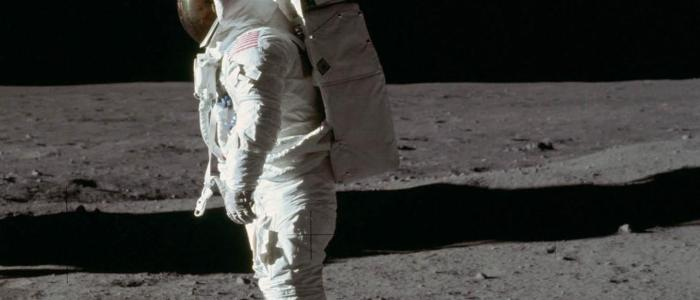 What does the majority of men who walked on the moon have in common?
