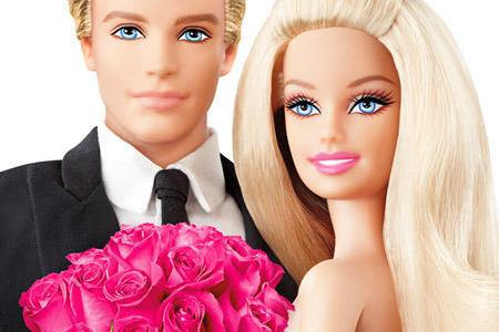 How come Barbie and Ken took their names?