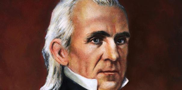 "Why was President James K. Polk nicknamed ""the least known consequential president""?"