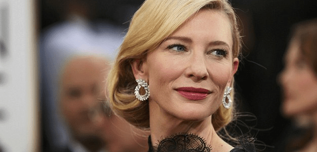 30 things you didn't know about Cate Blanchett! (List)