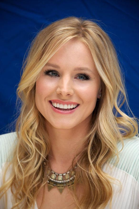 22 amazing facts about Kristen Bell! (List) | Useless Daily
