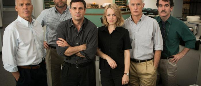 "30 amazing facts about the movie ""Spotlight""! (List)"