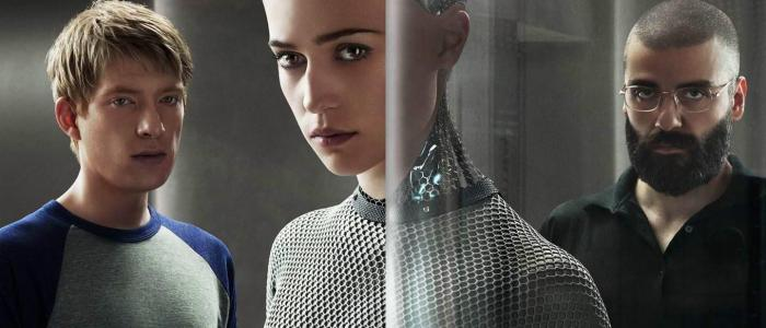 "25 interesting facts about the movie ""Ex Machina""! (List)"