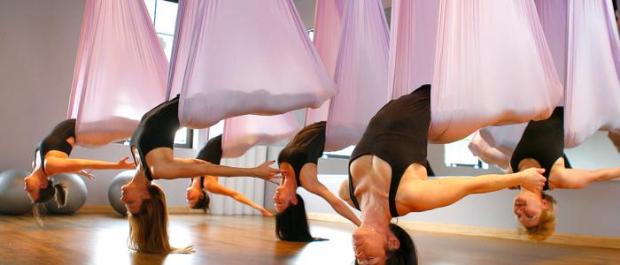 Aerial yoga: 17 things you didn't know about the trend! (List)
