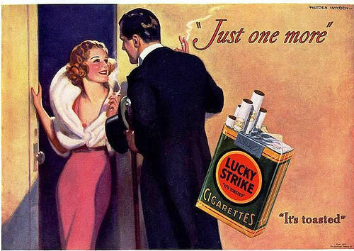 lucky strike facts