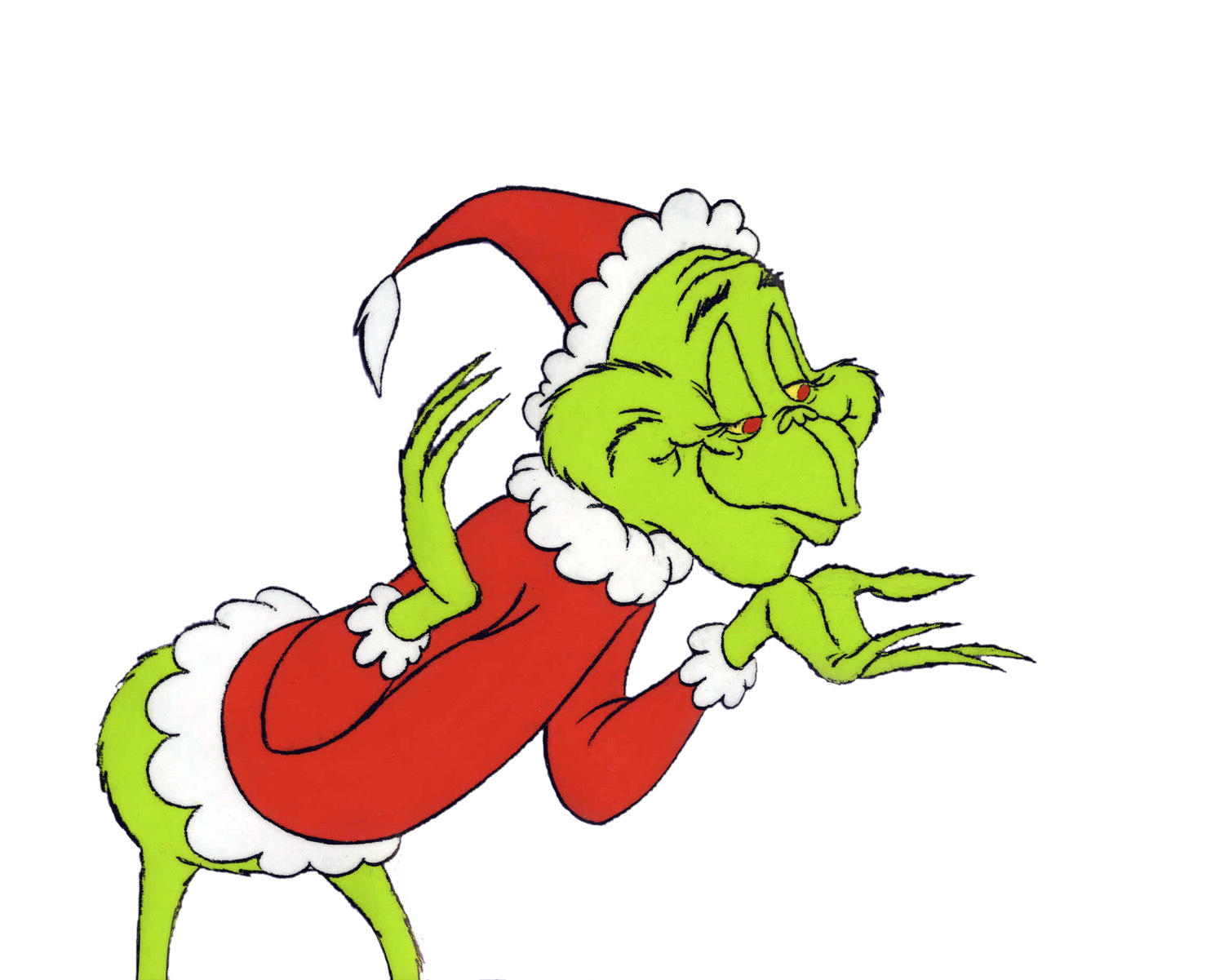 Christmas Trivia 33 facts you didnt know about the Grinch