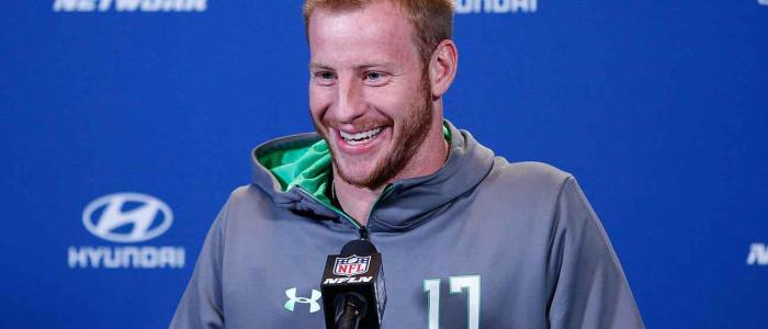 Carson Wentz Trivia: 39 interesting facts about the American football quarterback !