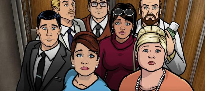 Archer – 37 awesome facts about the netflix series!