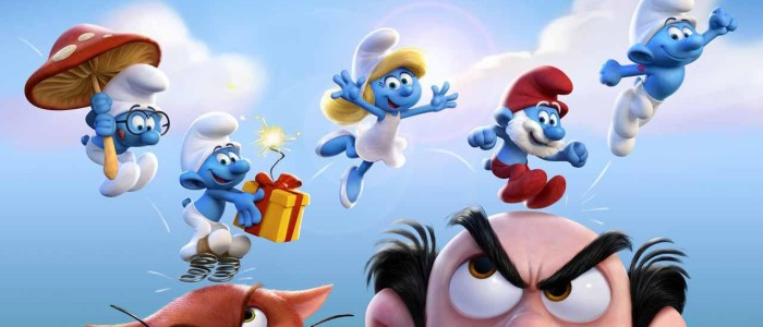 Smurfs – The Lost Village Trivia: 20 fun facts about the film!