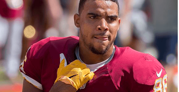 Jordan Reed Trivia: 10 interesting facts about the American football player!