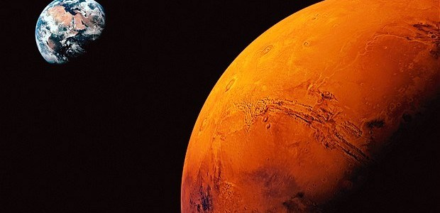 23 facts you didn't know about Mars!