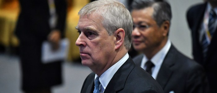 Prince Andrew trivia: 75  facts about the Duke of York