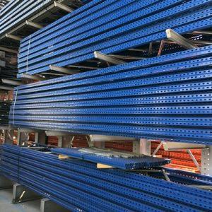 Pallet racking installations