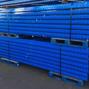 Used Dexion pallet racking