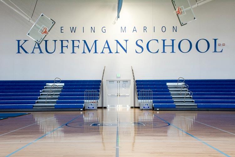 Ewing Marion Kauffman School Kansas City MO US