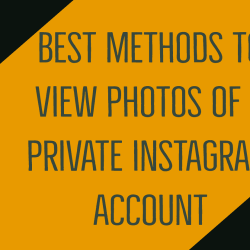 view private instagram account photos