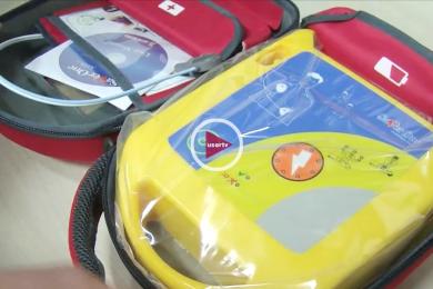 Lancio Defibrillatore