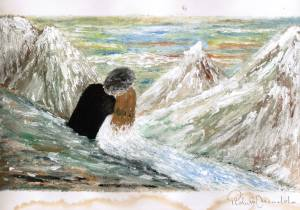 coppia montagna