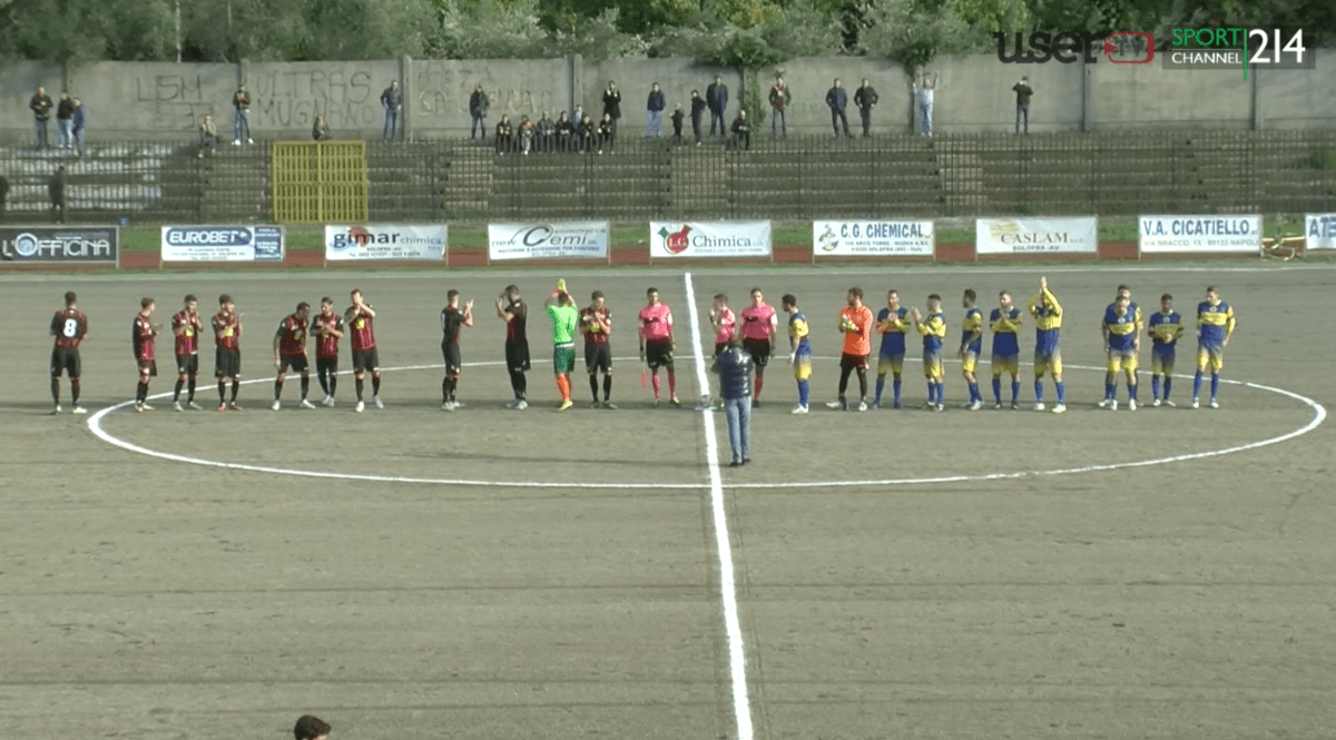 Solofra vs Sorrento 1-1 | la sintesi