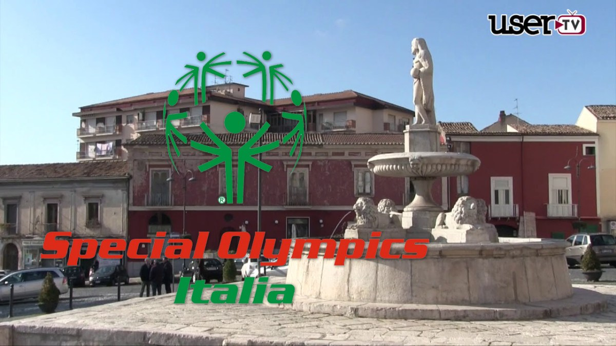 Montesarchio: Ercole si illumina di rosso per Special Olympics