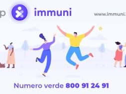 immuni app salute