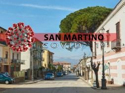 San Martino Covid