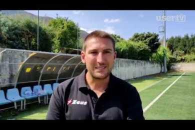 Campionato di Promozione: parla Mr. Luca Parisio