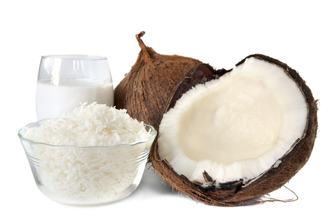 how to cook coconut meat