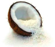 Dried Coconut Uses