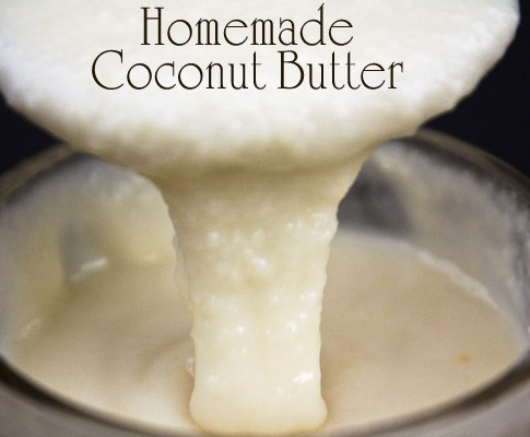 How to create homemade coconut butter