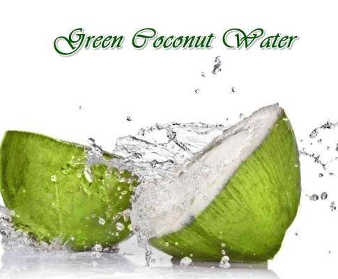 Natural Sweet Green Coconut Water