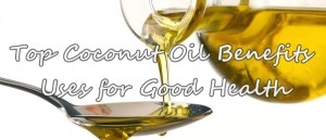 coconut oil benefits uses