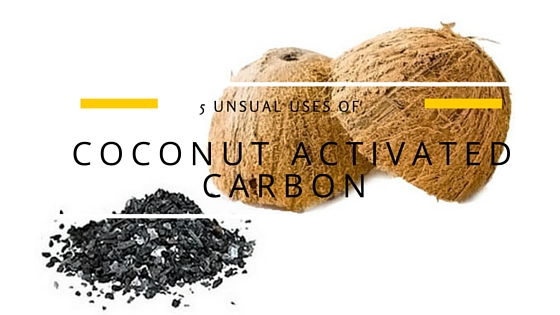 5 unsual uses of coconut activated carbon coconut activated carbon sciox Images
