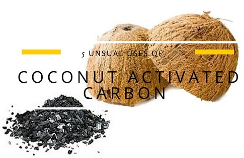 5 Unsual Uses of Coconut Activated Carbon