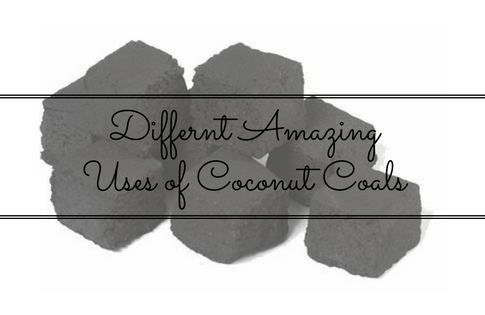 Differnt Amazing Uses of Coconut Coals