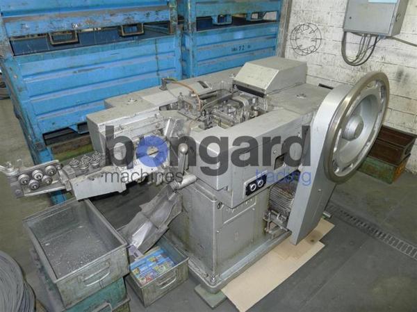 Drahtstiftpresse WAFIOS N 4 Bongard Trading GmbH
