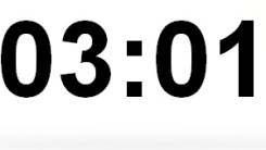 Collection of Cool JQuery Countdown Timer Scripts
