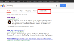 How to Bring Google Search Side Bar Back