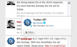 5 Nice jQuery Plugins For Twitter