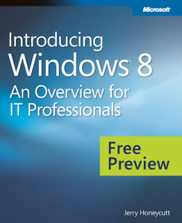 Introducing Windows 8 – An Overview For IT Professionals