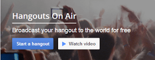 How to use Hangout on AIR