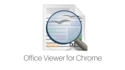 Open Document, Excel and Other MS Office Files in Chrome with Office Viewer Extension