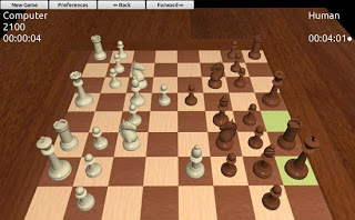 Mobialia Chess 3D Chrome