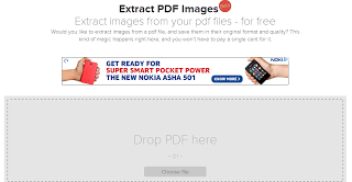 extract images from pdf online